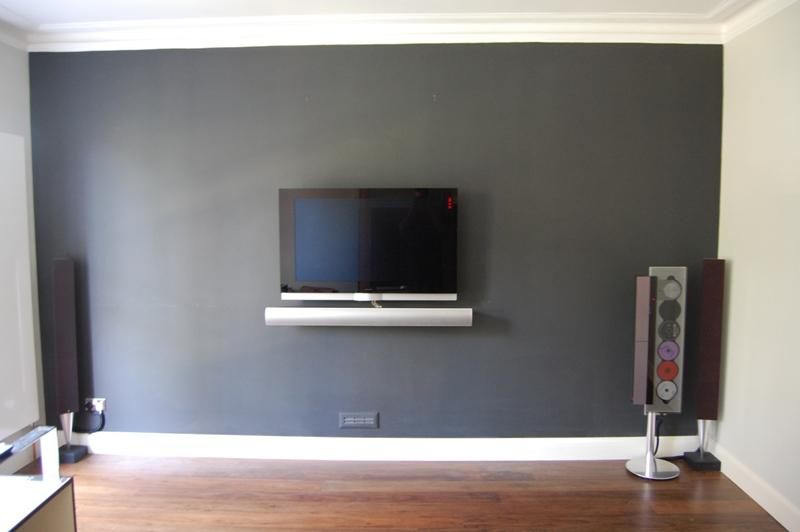 TV Wallmounting